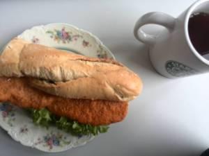 Frühstück + Mittagessen