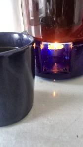 1. Tee am Morgen - gegen den Kummer und die Sorgen