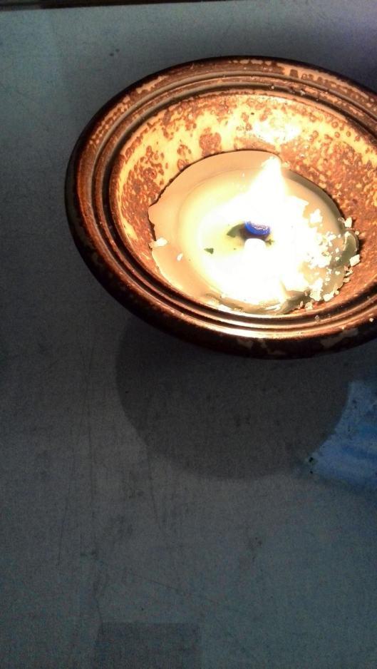 Lichttherapie I: Kerzenlicht hilft bestimmt gegen Kopfschmerzen!