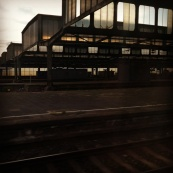 Bahnhof in Duisburg